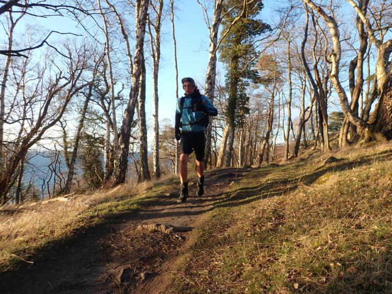 Oehavsstien, 38km Run